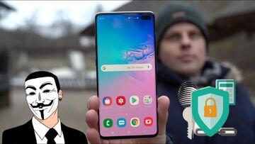 Ist Samsung Galaxy S10 das sicherste Smartphone?